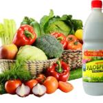 Применение органического удобрения АГРОфульват